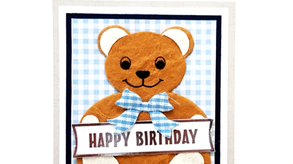 KKB8 - boys personalised birthday