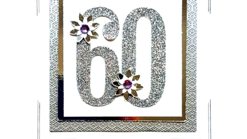 LC6  60th birthday female
