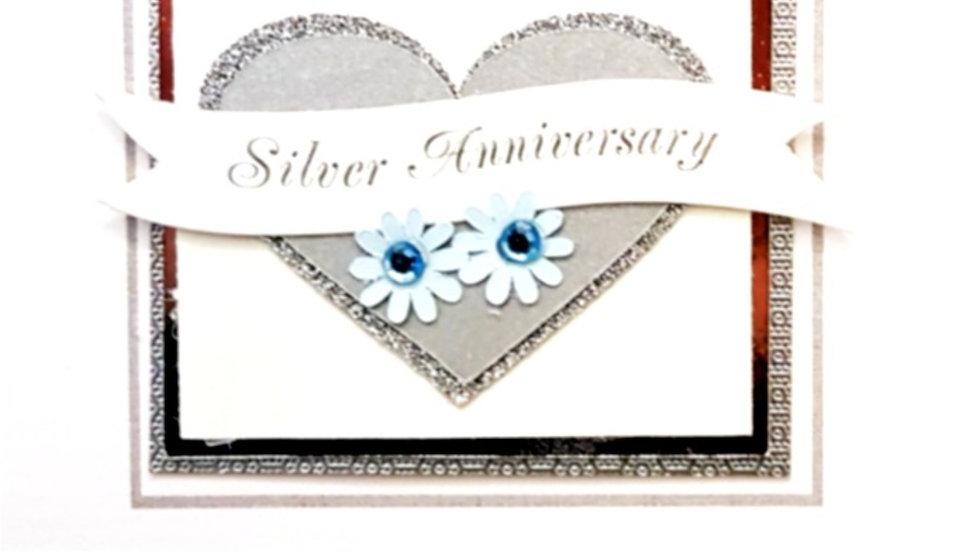 Silver (25th) Anniversary (B1)