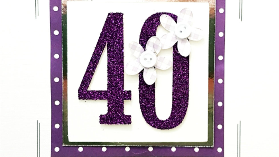 LC4 - 40th birthday female