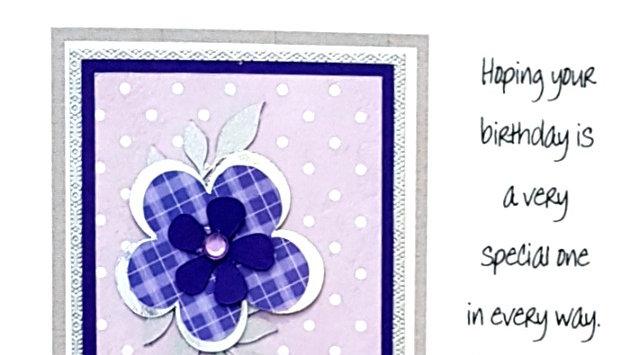 HHF56 female personalised birthday