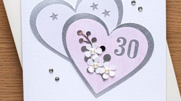 A17 - Pearl (30th) Anniversary