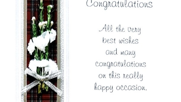 Congratulations card (STW2)