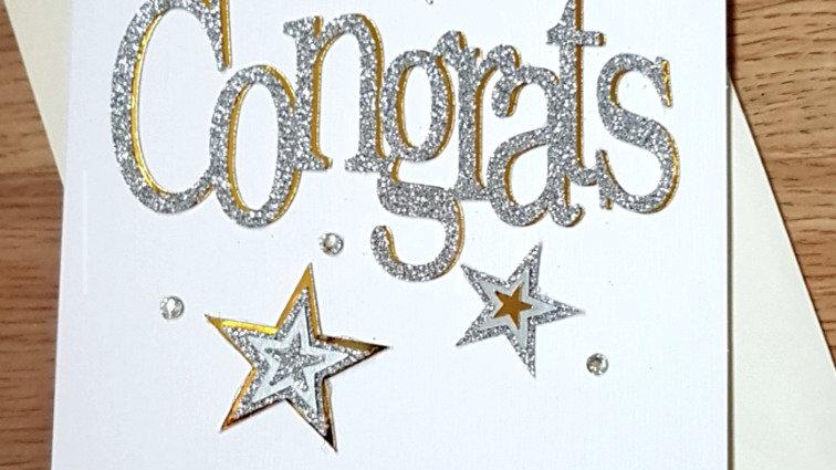 Congratulations card (A27)