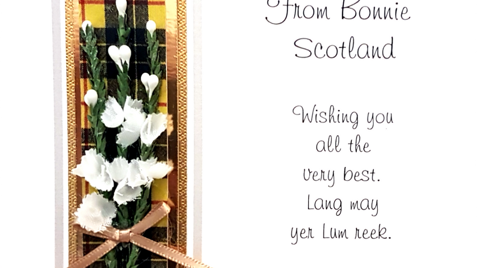 Wishes from Scotland (SW12)
