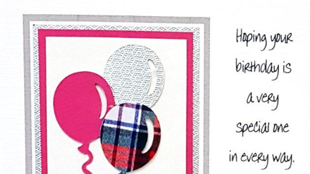 HHF53 female personalised birthday