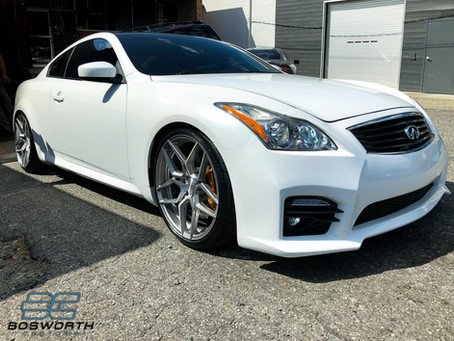 Infiniti G37 Customization
