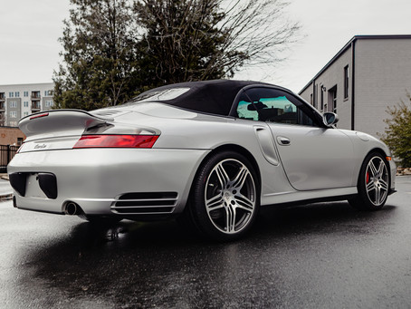 911 Turbo Performance Upgrades
