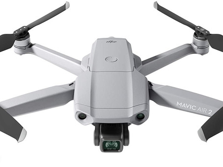 New Drone Roof & Building Inspection Services