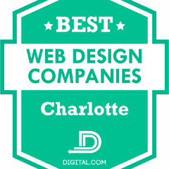 Burris Creative Named Best Web Design Firm In Charlotte