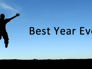 5 Steps To Having Your BEST Year Ever!