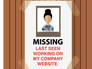 How To Protect Yourself If Your Website Designer Disappears.