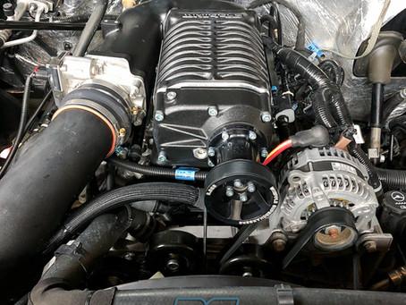 2018 Silverado 2500HD Whipple Supercharger Install