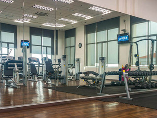 Mirror Glass For Home & Commercial Gyms