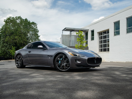 Maserati GT Comprehensive Detail