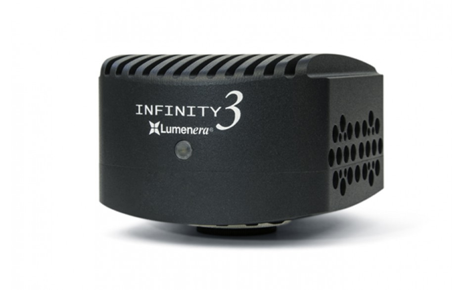Lumenera Infinity 3 Cooled Camera