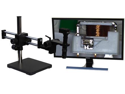4K102 5x-37003x 4K Ultra HD Digital Microscope