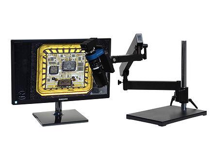 4K101 4x-106x 4K Ultra HD Digital Microscope