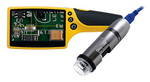 Portable Digital USB Microscopes