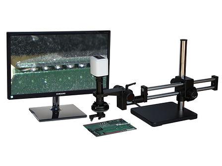 BGA-HD802 21x-914x HD Digital Microscope for BGA inspection