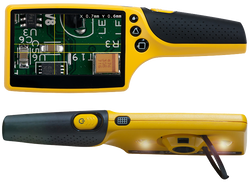 HD-PAD Front and Top View