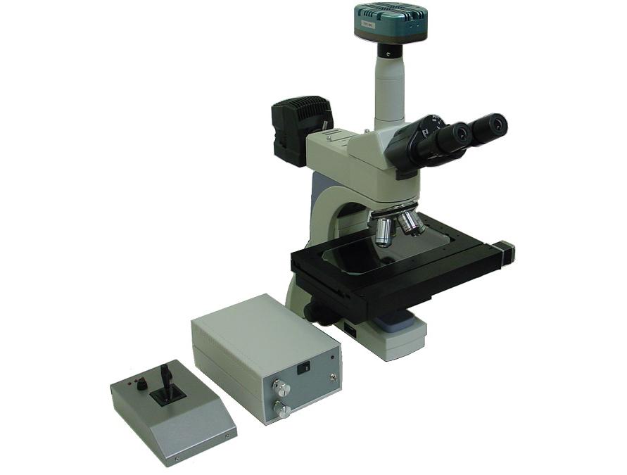 QV Motorized Microscope