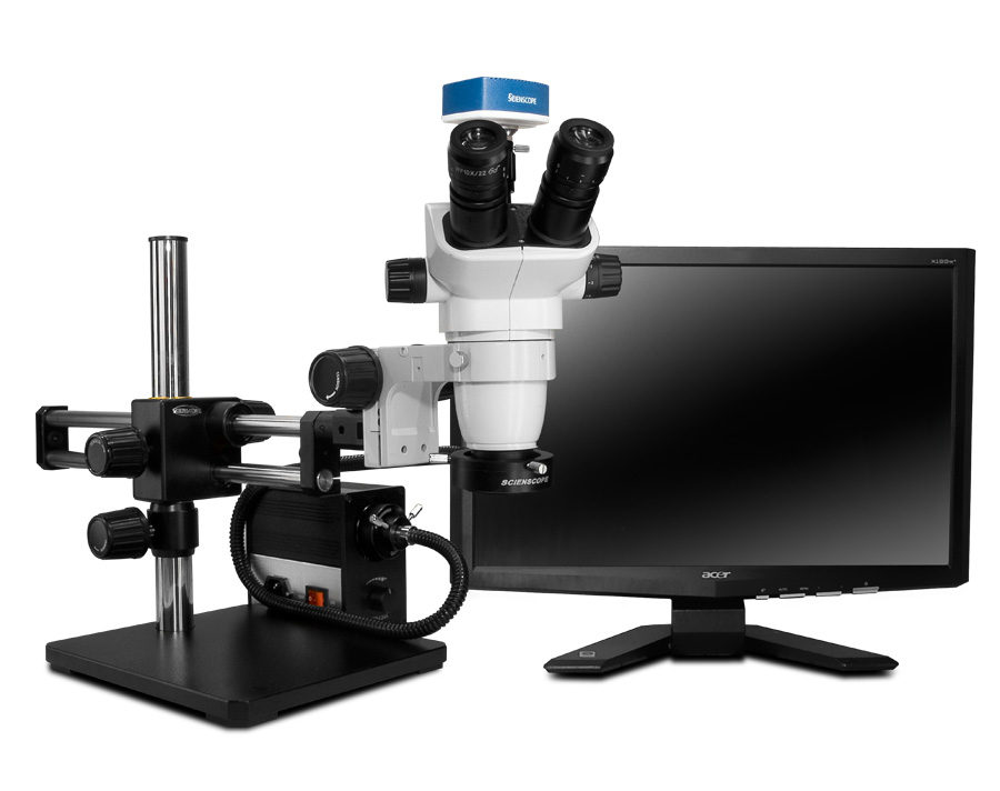 Scienscope Trinocular Microscopes