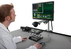 HD Vesa Circuit board grid