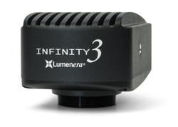 Lumenera Infinity 3 Camera (black)