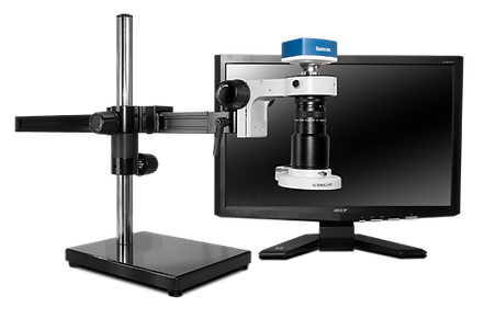 Scienscope Macro Zoom Video Inspection Systems