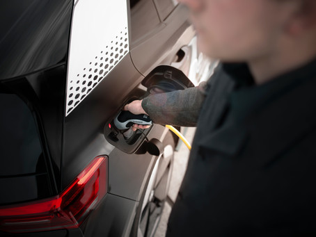 Government OZEV Grants for EV Charging
