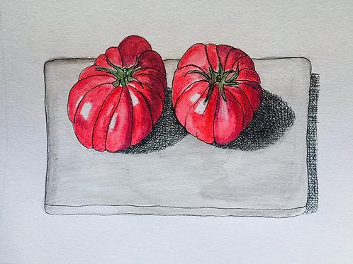 2 Tomates