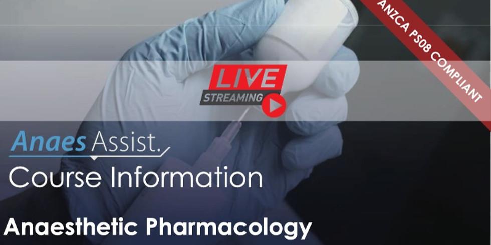 AnaesAssist Webinar: Anaesthetic Pharmacology