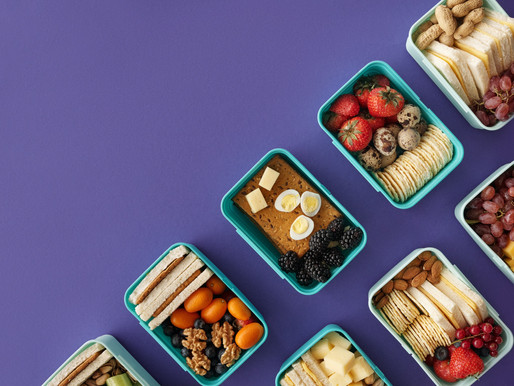 Healthy Prep-ahead Snacks for Shift Workers