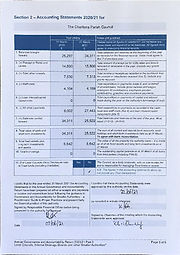 Section 2 - Accounting Statements 2020_2