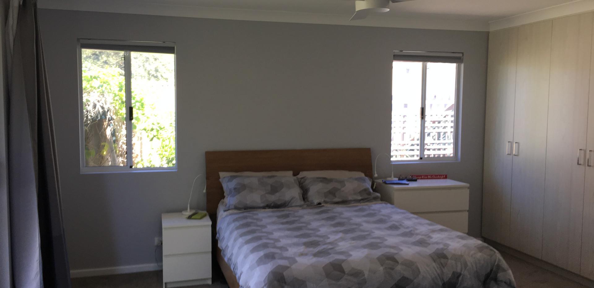master bedroom extension Craigie