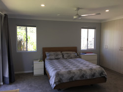 master bedroom extension