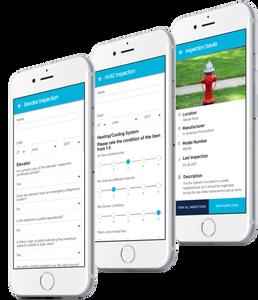 iPhone showing UMAJIN AR App
