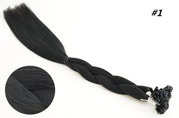 Bonding Extensions 1g-dunkle Farben REMY Qualität