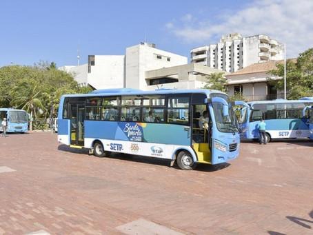 Transporte público en Santa Marta aumentará $200 pesos