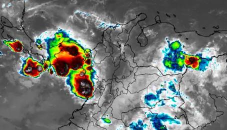 Alerta roja en la Costa por fuertes vientos