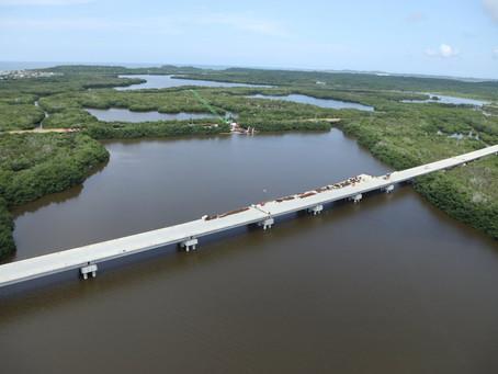 Viaducto Ciénaga de La Virgen genera un positivo impacto ambiental según Mintransporte