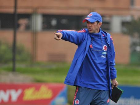 Arturo Reyes dirigirá la selección Colombia en los amistosos de septiembre