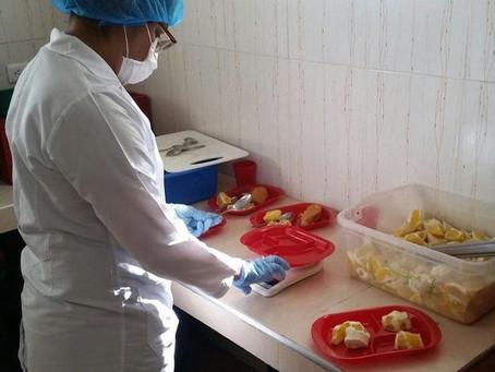 En marzo se pondría en marcha el Programa de alimentación escolar de Cartagena
