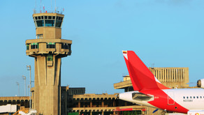 Avianca Strike worries hotel sector in Barranquilla during Colombia's soccer match