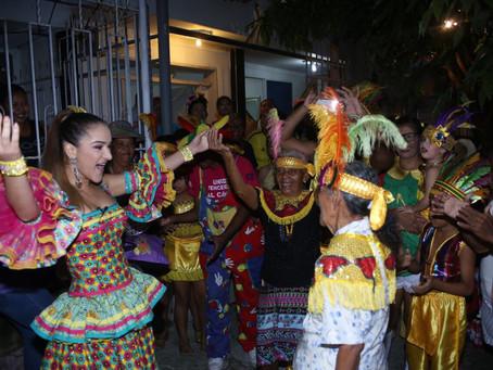 Inició exaltación a 100 mujeres del Carnaval de Barranquilla para celebrar el centenario de la reina
