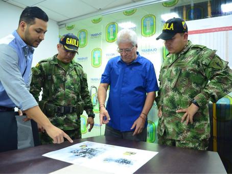 En Soledad continúa censo de damnificados y además, llegará el Ejército para combatir extorsión