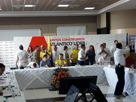 Santos aprobó $377.000 millones para proyectos en la región Caribe