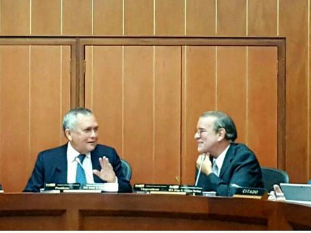 Llega al Senado propuesta para conformación de la RAP Caribe