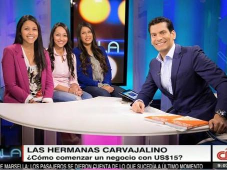 Las cartageneras Carvajalino, las únicas colombianas en el One Young World 2017